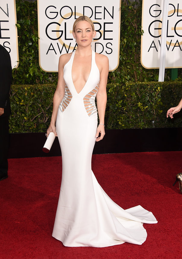 Kate Hudson in Atelier Versace and Forevermark Jewelry