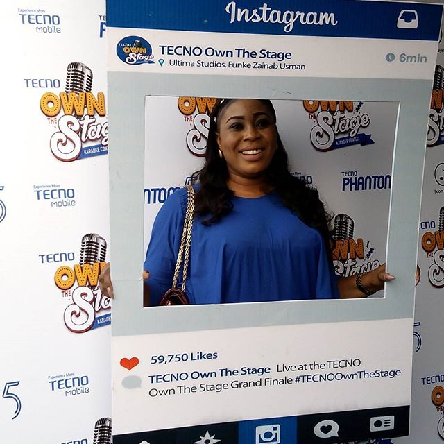 tecno own the stage1