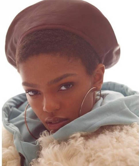 Gorgeous! Lauryn Hill's Daughter Selah Marley Slays In A ...