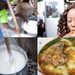 Street Food – How To Cook Tuo Zaafi In Ghana