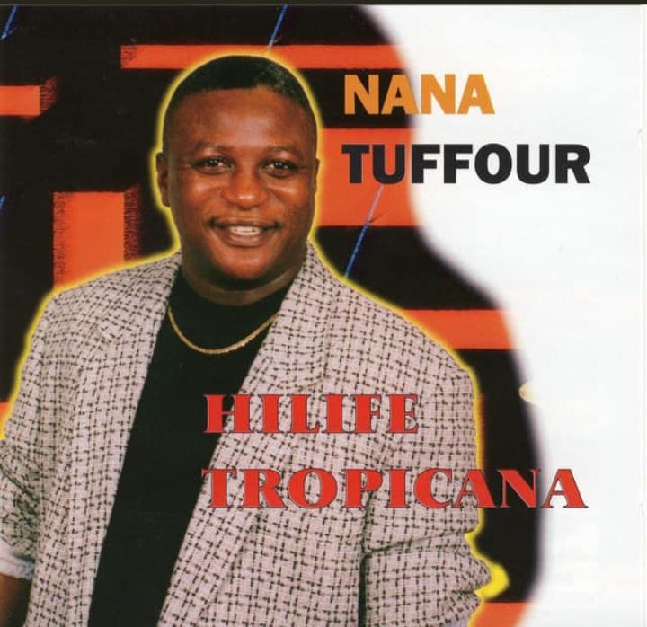 Nana-Tuffour
