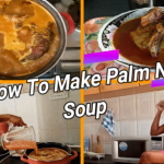 How To Make Ghanaian Palm Nut Soup